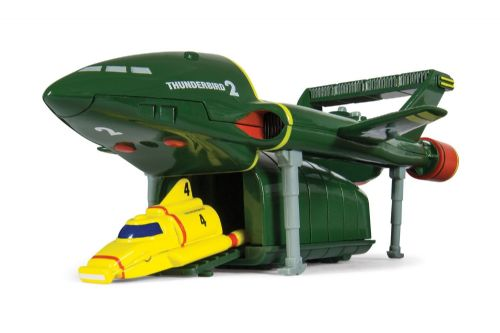 Corgi Thunderbirds Thunderbird 2 & 4 Diecast Model